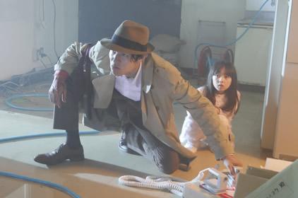 STORY 01:凶弾から少女を守れ!